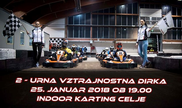 KARTING CENTER SLOVENIJA - CELJE