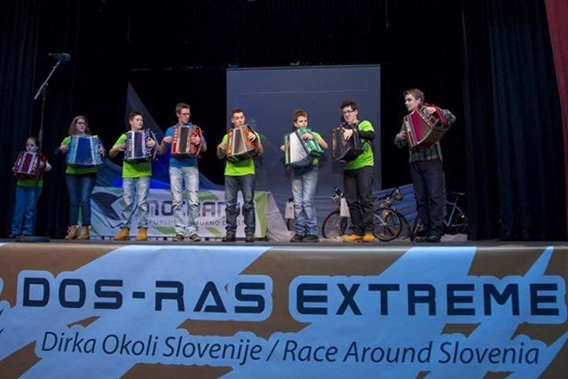 DOS RAS EXTREME - Race around Slovenia